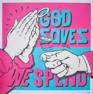 32. Pasta Oner - God Saves we spend