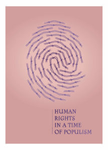 Oleg Slepcoff - Human rights in a time of populism, Ink print