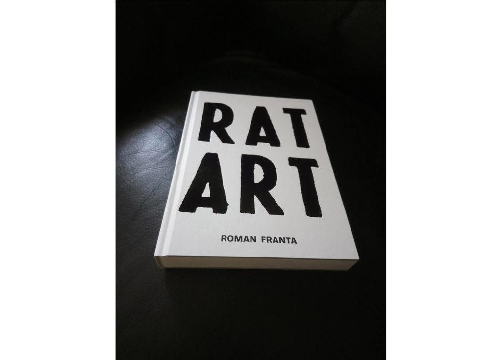 Roman Franta autorská kniha